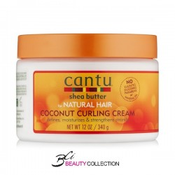Cantu For Natural Hair Coconut Curling Cream 12oz