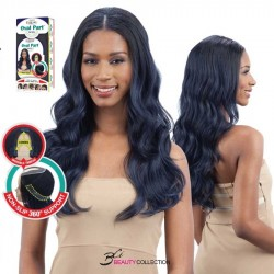 SHAKE N GO FREETRESS EQUAL OVAL PART WIG-BODY WAVE