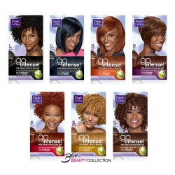 Dark and Lovely Hair Color - Go Intense