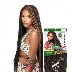 SENSATIONNEL 3X X-PRESSION KANEKALON BRAID