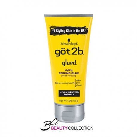 SCHWARZKOPF GOT2B STYLING SPIKING GLUE 6OZ