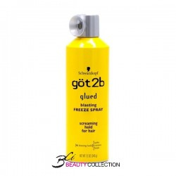 SCHWARZKOPF GOT2B GLUED BLASTING FREEZE SPRAY 12OZ