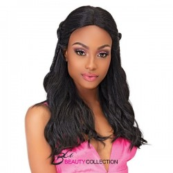 JANET COLLECTION EXTENDED PART LACE BRAID LANA WIG